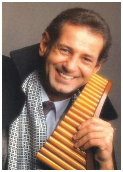 Георге  Замфир.   Флейта  Пана.  Концерт  для Вас!