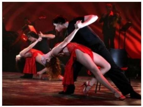 Милонга - ночи, полные огня!  Аргентинское танго