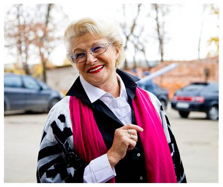 Интервью Светланы Сергеевны Дружининой, октябрь 2014