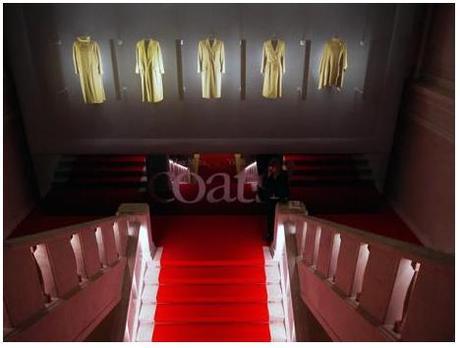 Пальто!  Max  Mara, 60  лет итальянской моды